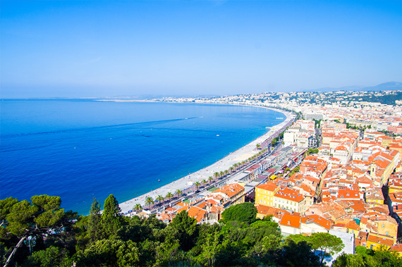 Summer French language course in France